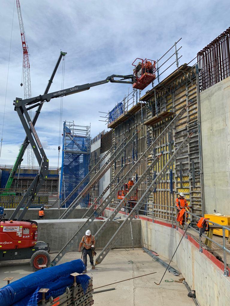Seadar Construction - Services